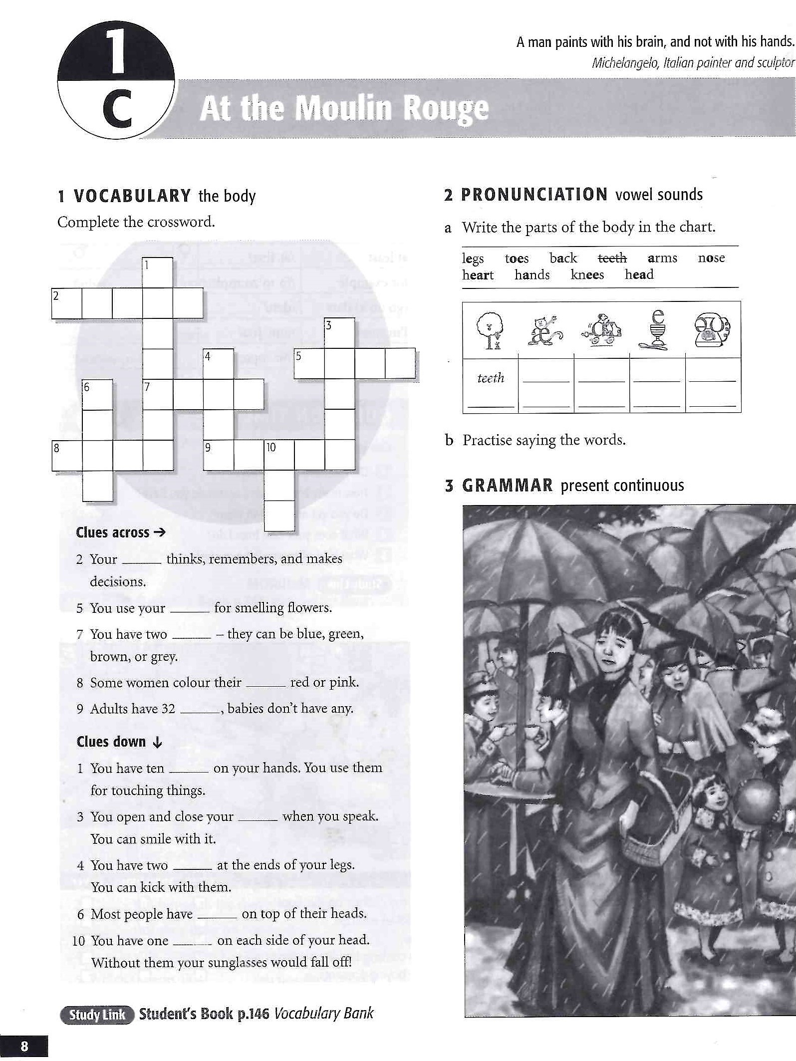 New English File Pre-intermediate Workbook Решебник Онлайн